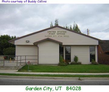 Utah Post Offices